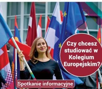 Jak aplikować do Kolegium Europejskiego?