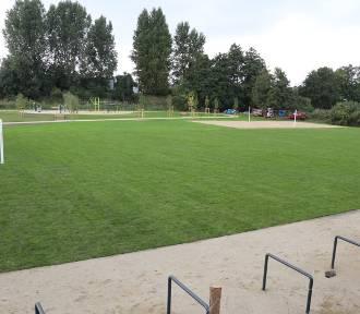 Powstają nowe boiska w Wągrowcu. Jak wygląda postęp prac?