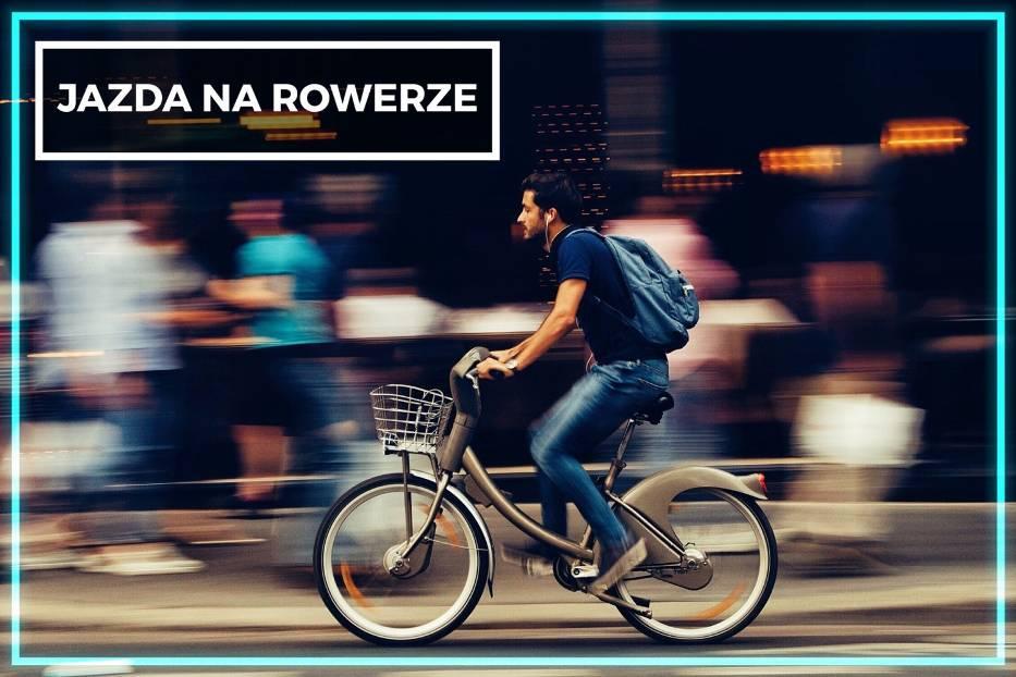 Top 10 aktywności na świeżym powietrzu: Jazda na rowerze