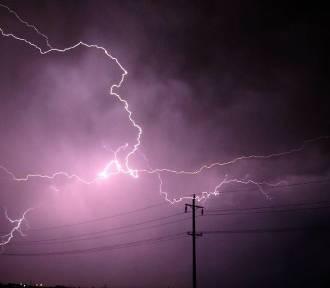 Uwaga na gwałtowne burze! Wydano ostrzeżenie meteorologiczne