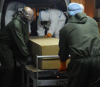 Czechy: krematoria pracują na pełnych obrotach, bo wciąż przybywa ofiar pandemii