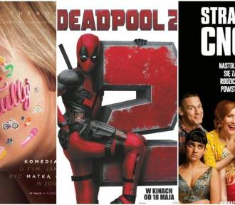 Premiery kinowe w maju 2018