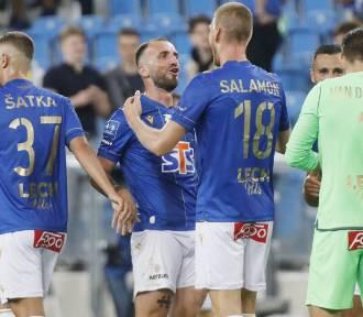 Lech Poznań w FIFA 22. Jak zostali ocenieni piłkarze Kolejorza?