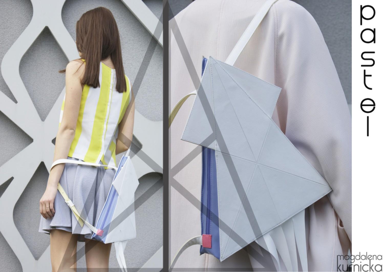 Plecak stworzony przez Magdalenę Kurnicką jest prezentowany na targach w Japonii