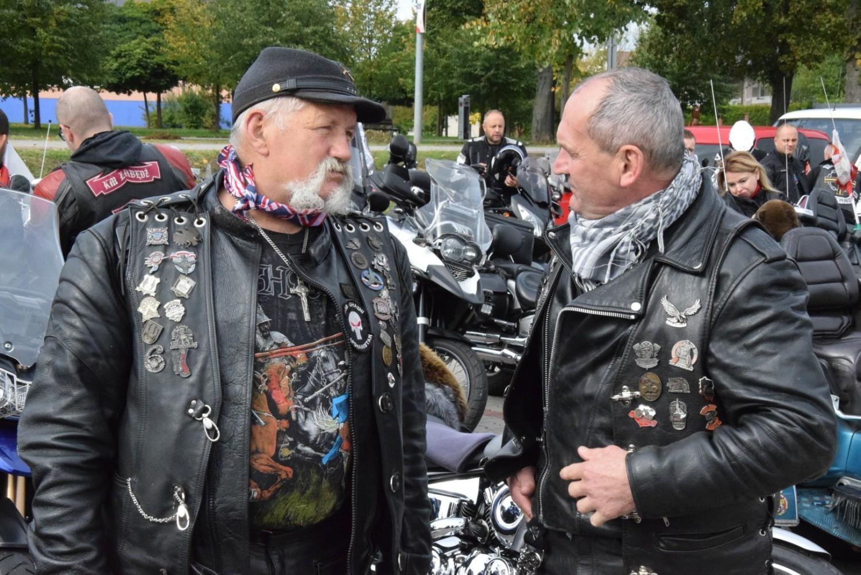 Zakończenie sezonu motocyklowego 2019 pod Pomnikiem Chrystusa Króla w Świebodzinie - niedziela, 29 września
