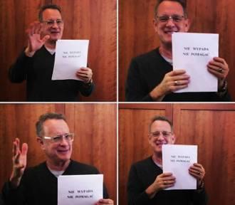 Tom Hanks szuka... Syrenki! Chce pomóc szpitalowi