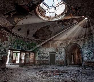 Opuszczone i zapomniane miejsca w obiektywie Riposty
