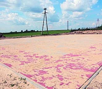 Gmina Margonin buduje kolejne boisko