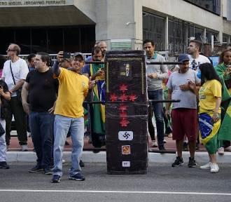 Brazylia w uścisku epidemii, a prezydent chce rozdawać broń