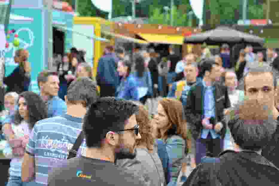 Street Food Polska Festival pod Galerią Kazimierz - to sobota i niedziele pod znakiem pysznego jedzenia
