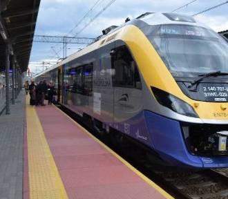 Pociągi szybkich kolei będą jeździć do Oświęcimia i Wadowic