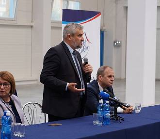 Minister rolnictwa w Cukrowni Krasnystaw. Mówił o utworzeniu Krajowej Grupy Spożywczej