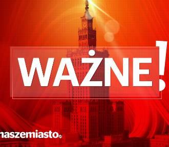Zderzenie tramwajów na Woli. Ogromne utrudnienia na drodze