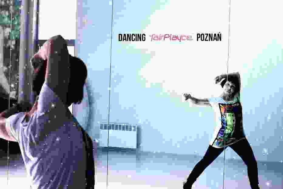Dancing fairPlayce Poznań: Zapisy na warsztaty ruszyły. Dla dzieci i seniorów - za darmo