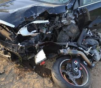 To koszmar. 6 motocyklistów zginęło w wypadkach w kwietniu