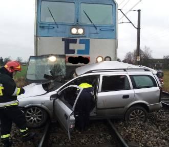 Tragiczny wypadek na przejeździe kolejowym w Łódzkiem