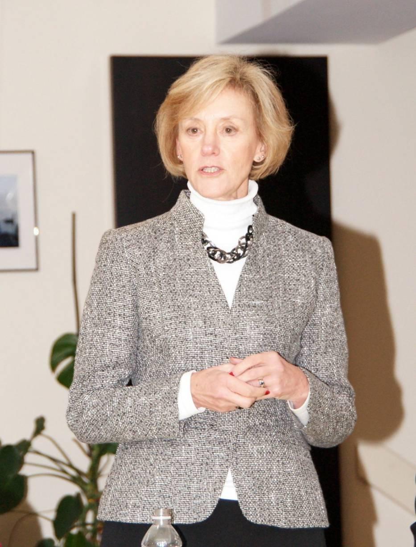 Teresa Berezowska, Prezes ZG KPK