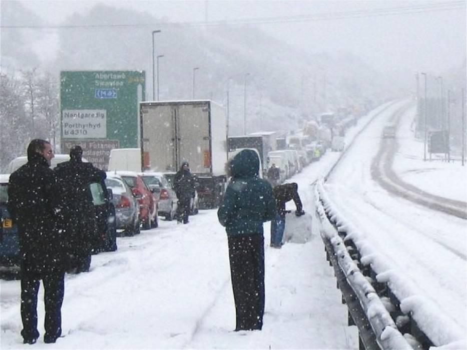 Zima na dobre rozgościła się w Europie