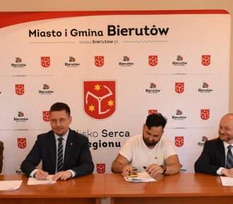 Podpisano umowę na budowę przedszkola w Bierutowie