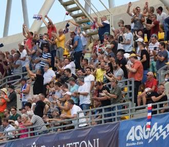 Podbeskidzie - Korona Kielce 2:3. 3,5 tys. widzów w Bielsku-Białej ZDJĘCIA KIBICÓW