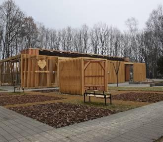 Tężnia w Parku Zadole zostanie otwarta w pierwszych dniach kwietnia ZDJĘCIA