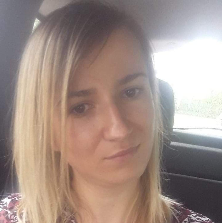 Adriana Sibińska ma 26 lat i jest mamą maleńkiej Mariki