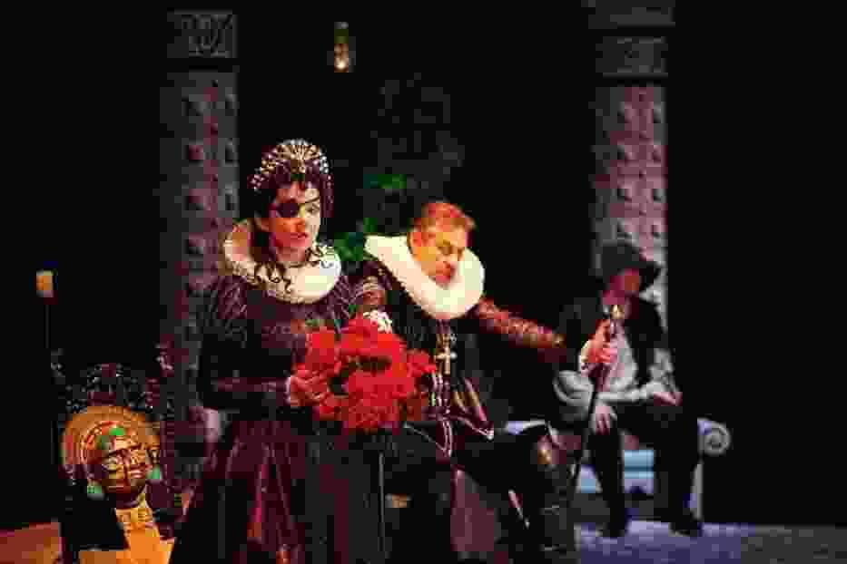 Teresica una pasion w Operze Krakowskiej na zdj