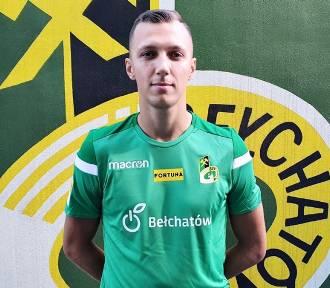 GKS Bełchatów szaleje z  transferami