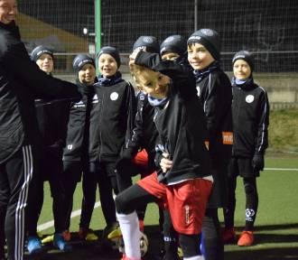 Kieleckie Stowarzyszenie Dziecięca Akademia Piłkarska otrzymało srebrną gwiazdkę i chce ją