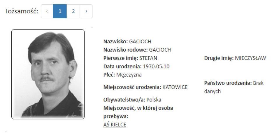 Rejestr pedofilów i gwałcicieli