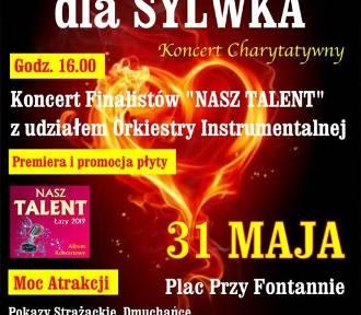 """Koncert """"W Ogniu Dobra"""" w Łazach. Zagrają, aby pomóc strażakowi"""