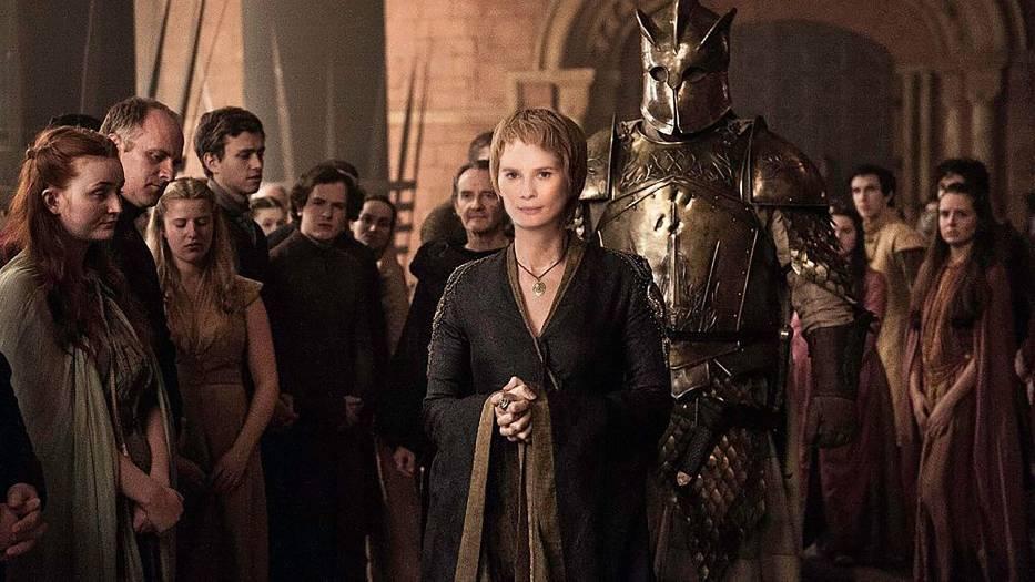 Cersei Lannister - Magdalena Cielecka