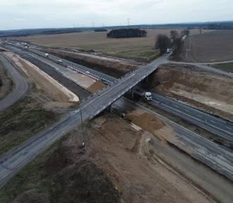 Budowa autostrady A1. Zamkną DK 1 na odcinku Radomsko-Kamieńsk