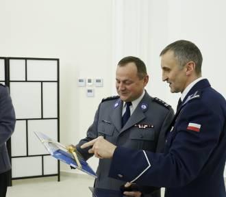 Zmiany w lubelskiej policji. Zastępca Komendanta odchodzi na emeryturę