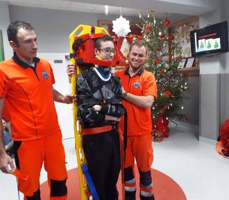 Ósmoklasiści z SP2 w Sycowie uczyli się udzielania pierwszej pomocy