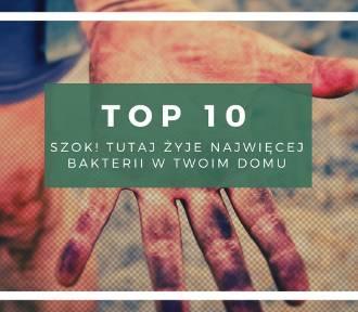 Dotykasz to codziennie, a ma najwięcej bakterii! [TOP 10]