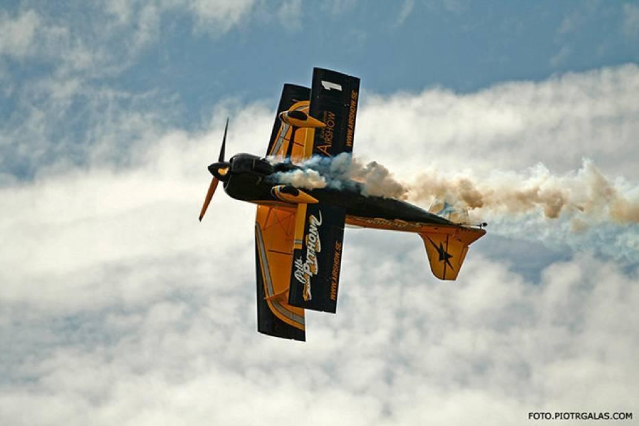 Pitts 12S Python (Scandinavian Airshow AB)Fot