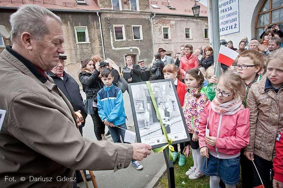 Obchody 70 rocznicy polskiego osadnictwa w Walimiu i 25 rocznicy odrodzonego samorządu