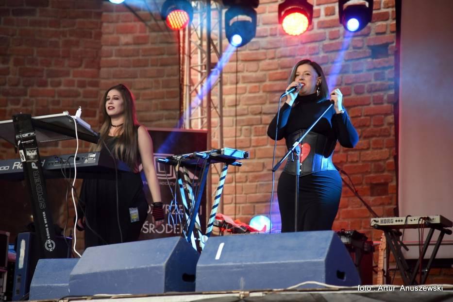 Koncert na zamku w Międzyrzeczu