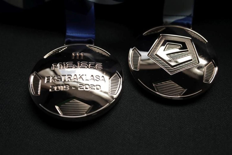 Medale dla Legii i nie tylko z 24-karatowego złota