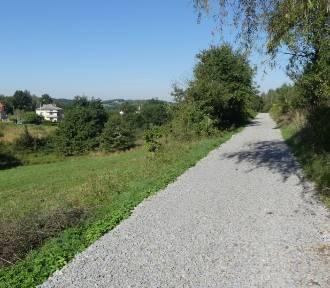 Rolnicy i mieszkańcy gminy Skołyszyn mają lepszy dojazd do swoich pól [FOTO]