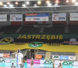 Jastrzębski Węgiel - Trefl Gdańsk. Jak wygląda mecz siatkówki przy pustych trybunach?
