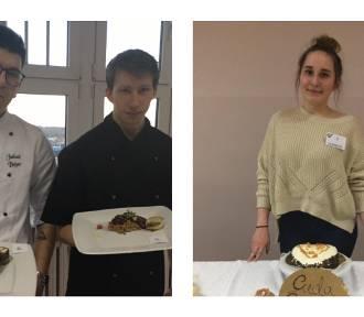 Uczniowie Zespołu Szkół nr 4 na podium konkursu kulinarnego [ZDJĘCIA]