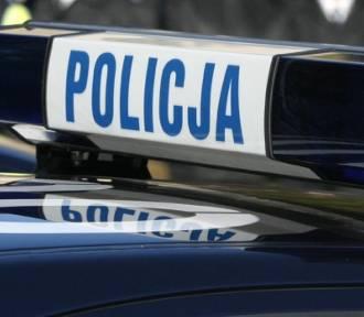 Komunikat policji w Malborku. Stłuczka i wymuszenie pierwszeństwa