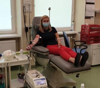 Możemy oddać krew dla 5-letniej Nadii Przybyłowskiej chorującej na białaczkę