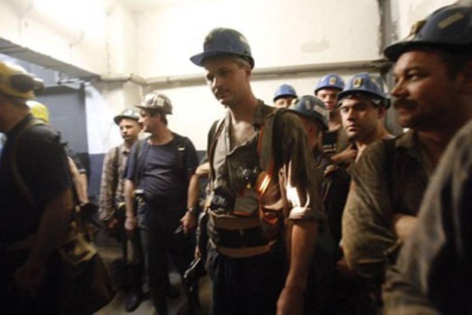 Górnicy pracują w trudnych warunkach, a to wymaga predyspozycji