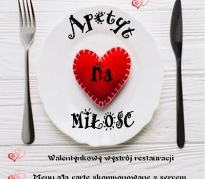 Apetyt Na Miłość Walentynki 2018 Patio Con Gusto Kuchnia