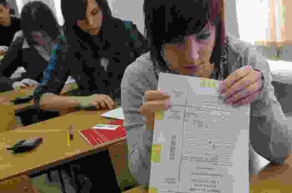 W tym roku szkolnym tegoroczni maturzyści pisali już test z matematyki przygotowany przez CKE