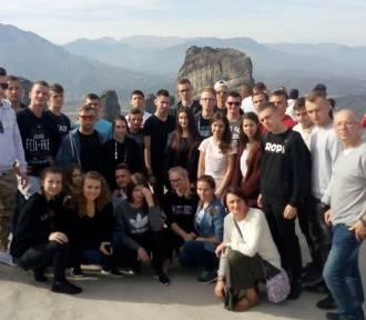 Uczniowie ZSP nr 2 w Łowiczu na praktykach w Grecji [ZDJĘCIA]