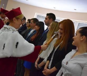 PWSZ we Włocławku zainaugurowała rok akademicki 2018/19 [zdjęcia]